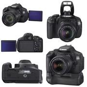 Canon EOS 600D 18MP Цифровые зеркальные фотокамеры