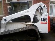 Гусеничный погрузчик Bobcat Т300 б/у