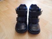 Продам детские ботиночки Dandino,  сезон - осень-весна,   размер 22