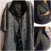 Качественное пальто oversize