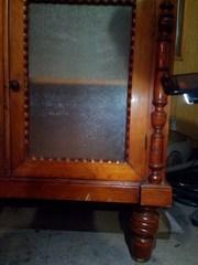 Антикварный шифоньер , тумба с зеркалом,  буфет