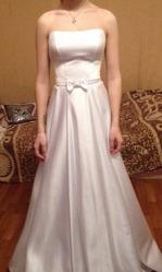 Свадебное платье не б/у