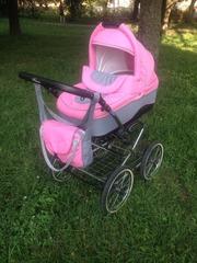 Детская коляска Adamex Senso 2 в 1