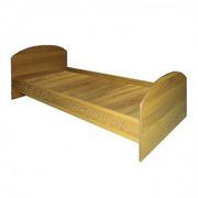 Кровати из ДСП по 1770 руб. для общежитий и хостела,  кровати оптом по низким ценам