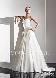 Продам свадебное платье б/у Amour Bridal